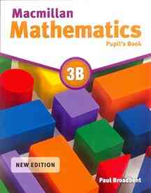 Macmillan Mathematics Pupils Book 3B