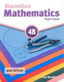 Macmillan Mathematics Pupils Book 4B