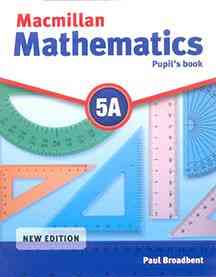 Macmillan Mathematics Pupils Book 5A