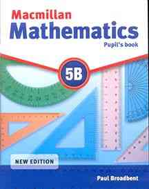Macmillan Mathematics Pupils Book 5B