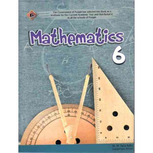 Mathematics 6 PTB