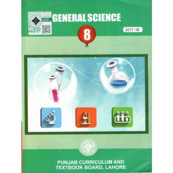 General Science 8  PTB