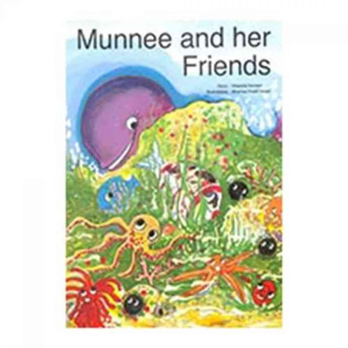 Munnee And Her Friends