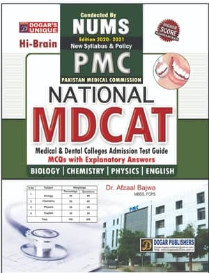 NATIONAL MDCAT GUIDE By Dogars