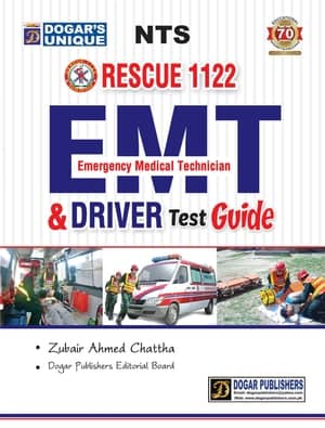 NTS Rescue 1122 Emergency Medical Technician And Driver Test Guide