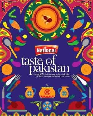 National Taste Of Pakistan