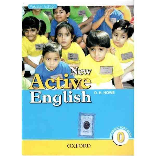 New Active English Book Intro