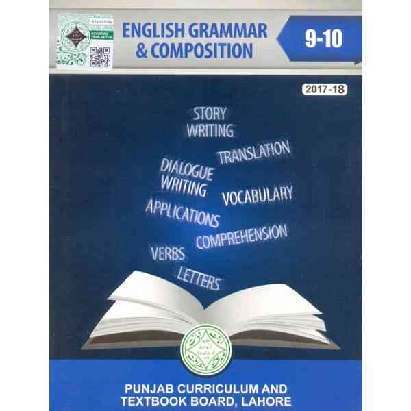 New English Grammar and Composition 9 10 For Class 8