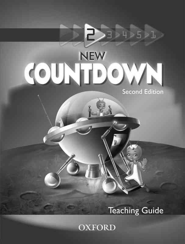 New Oxford Countdown Book 2 Third Edition