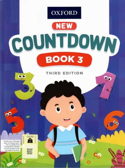 New Oxford Countdown Book 3 Third Edition