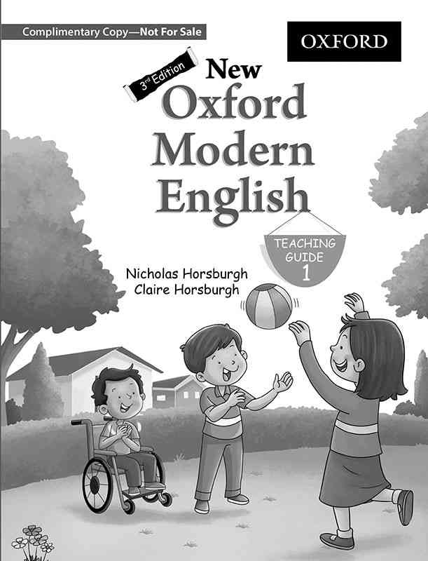 New Oxford Modern English Book 1 3rd Edition