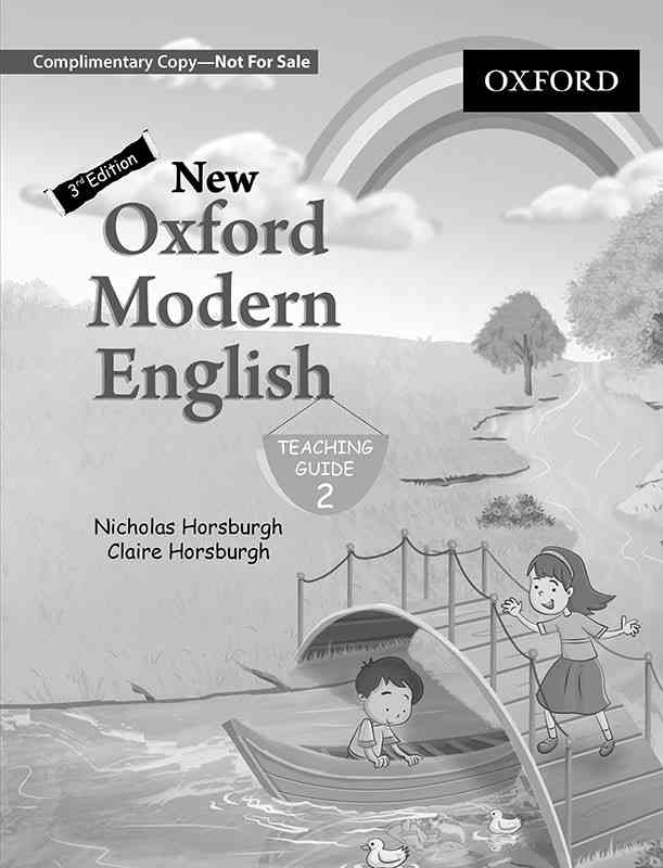 New Oxford Modern English Book 2 3rd Edition