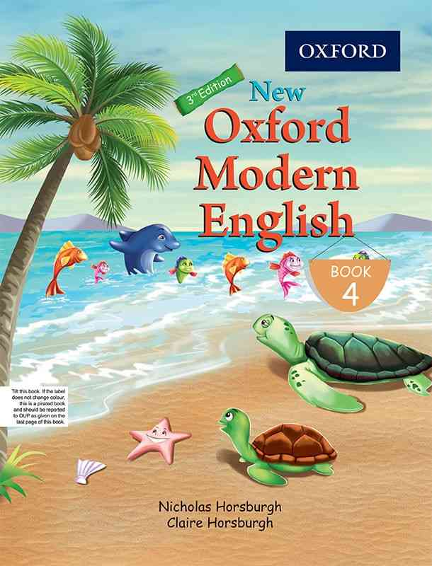 New Oxford Modern English Book 4