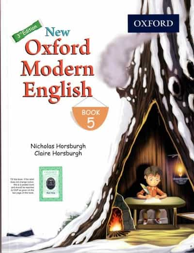 New Oxford Modern English Book 5