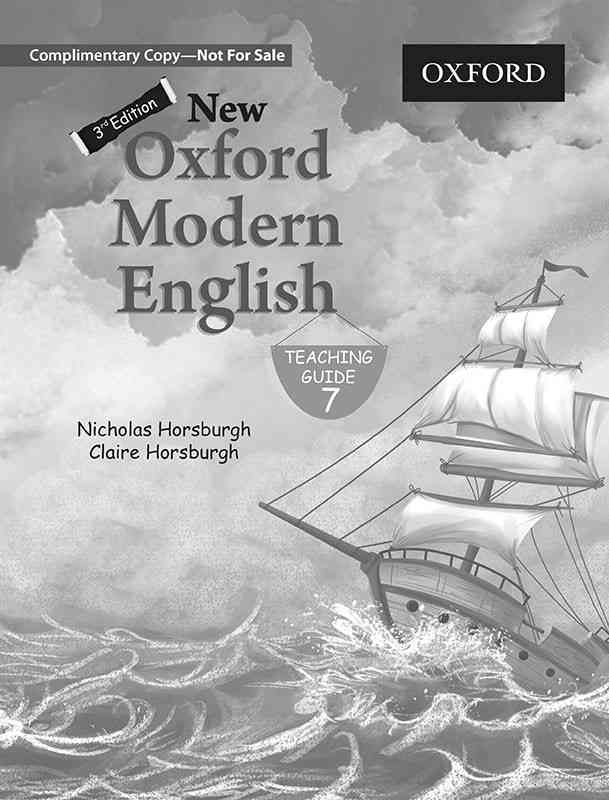 New Oxford Modern English Book 7 3rd Edition