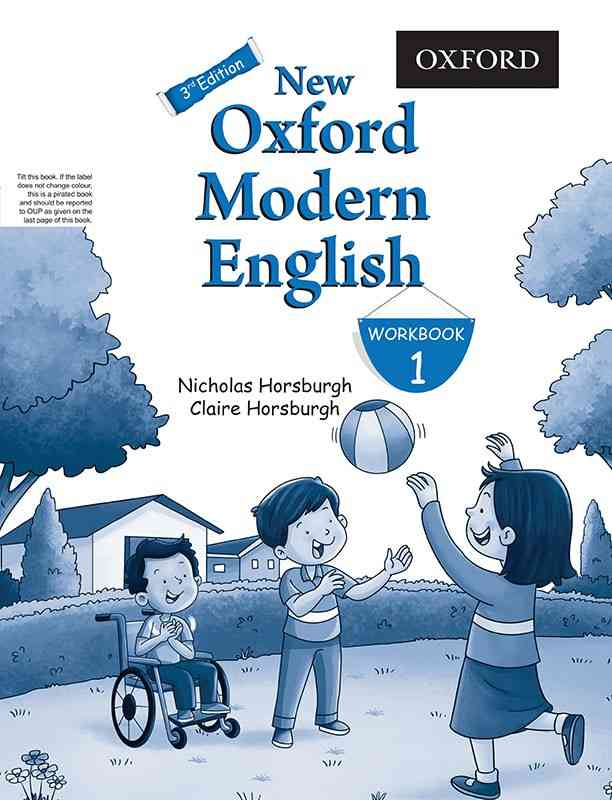 New Oxford Modern English Workbook 1