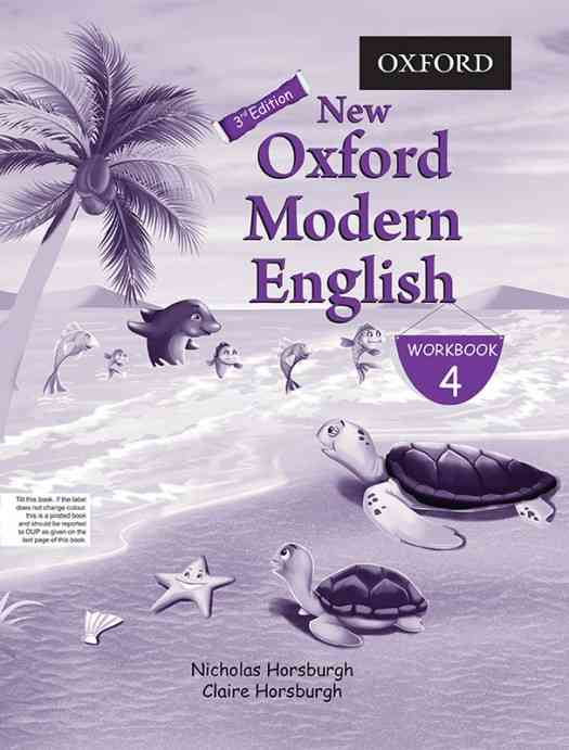 New Oxford Modern English Workbook 4