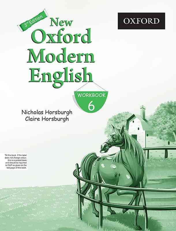 New Oxford Modern English Workbook 6 3rd Edition