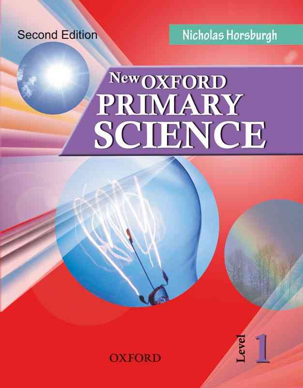 New Oxford Primary Science Level 1 2nd Edition