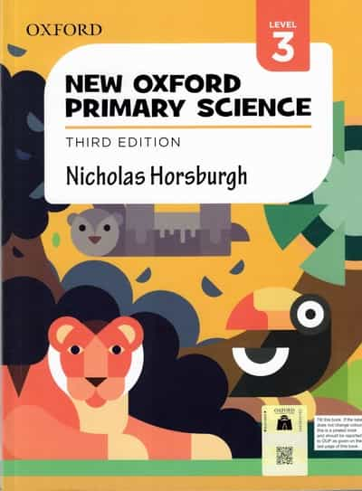 New Oxford Primary Science Level 3 2nd Edition