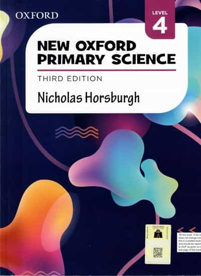 New Oxford Primary Science Level 4