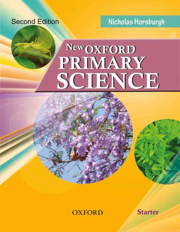 New Oxford Primary Science Starter