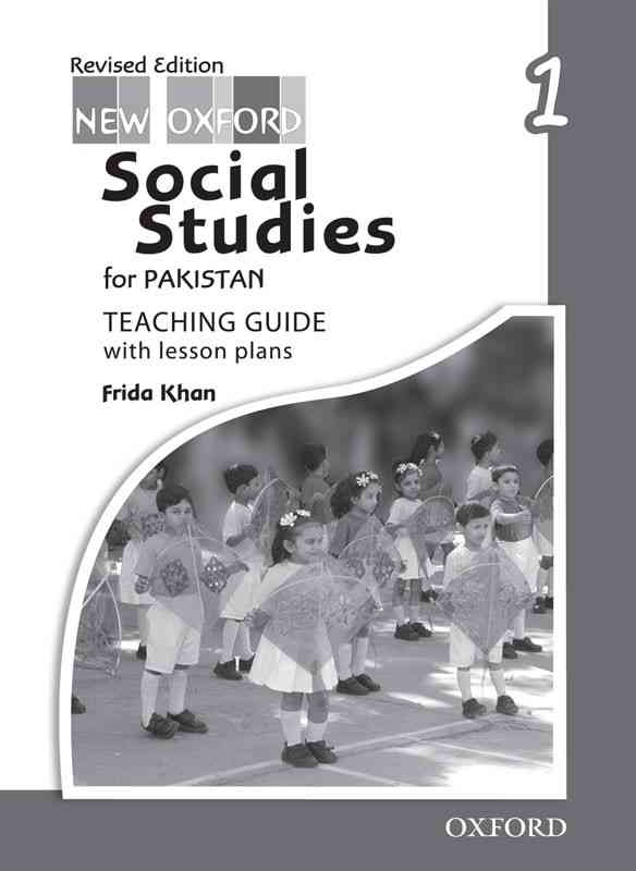 New Oxford Social Studies For Pakistan Book 1 Revised Edition