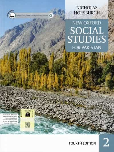 New Oxford Social Studies For Pakistan Book 2
