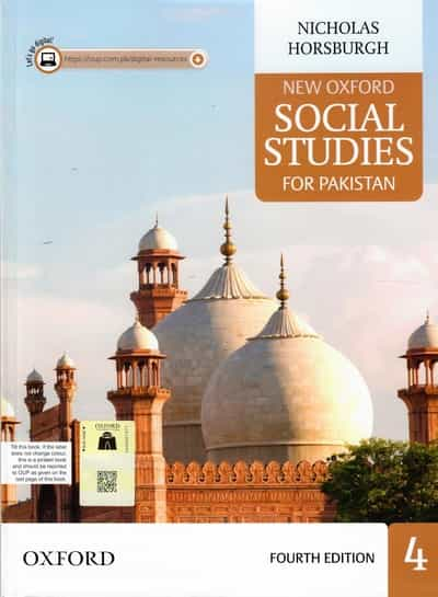 New Oxford Social Studies For Pakistan Book 4