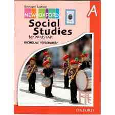 New Oxford Social Studies For Pakistan Book A Revised Edition