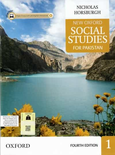 New Oxford Social Studies For Pakistan Book 1