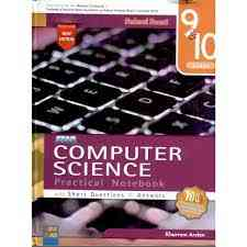New Star Computer Science Practical Notebook 9 and 10