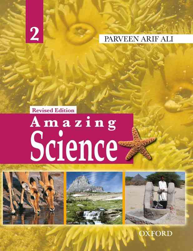 Oxford Amazing Science Book 2 Revised Edition