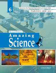 Oxford Amazing Science Book 6