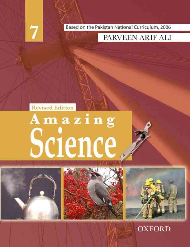 Oxford Amazing Science Book 7