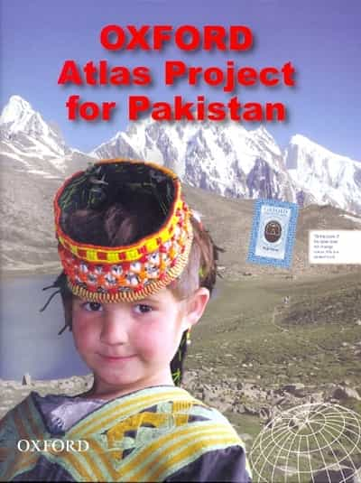 Oxford Atlas Project For Pakistan For Class 5