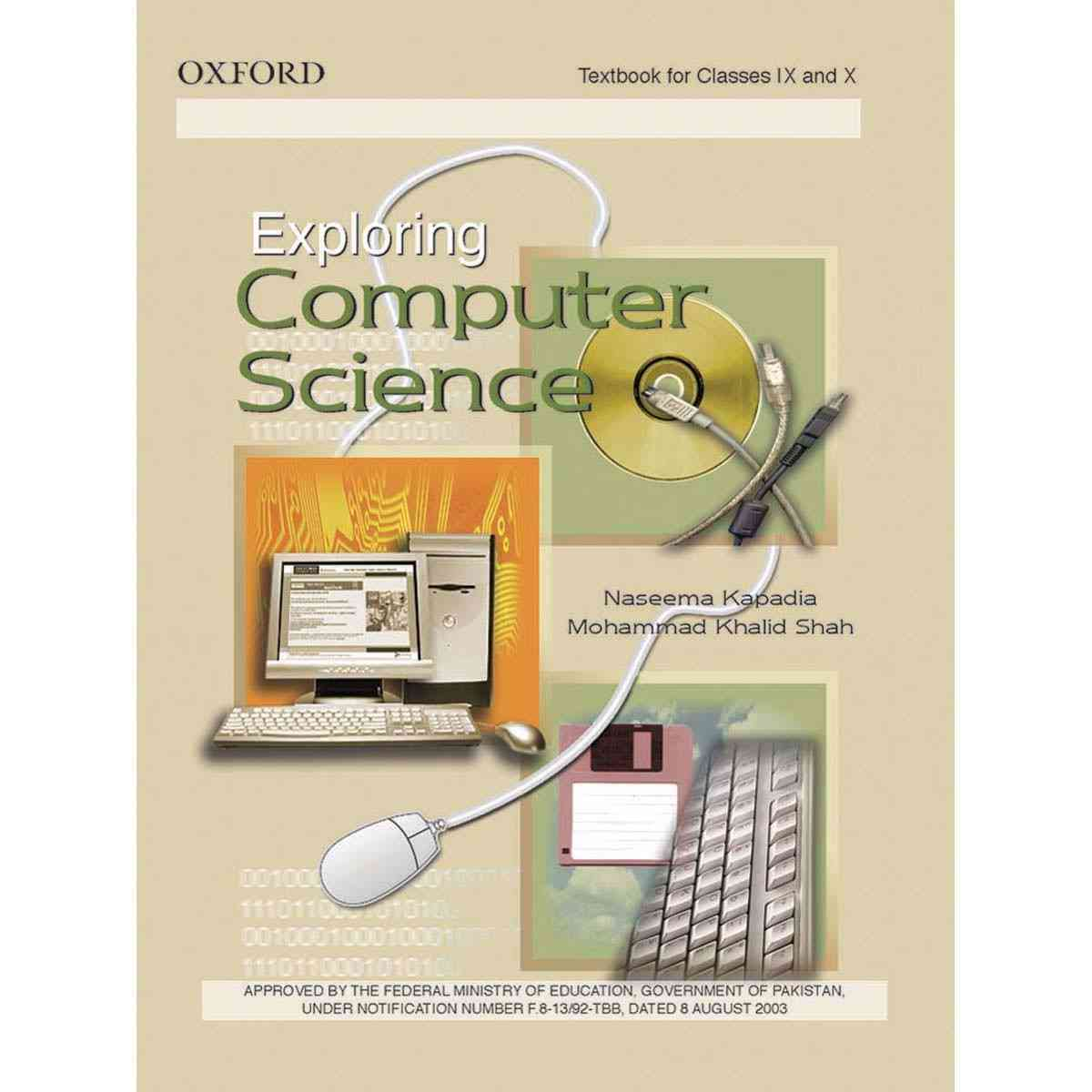 Oxford Books Exploring Computer Science Revised Edition