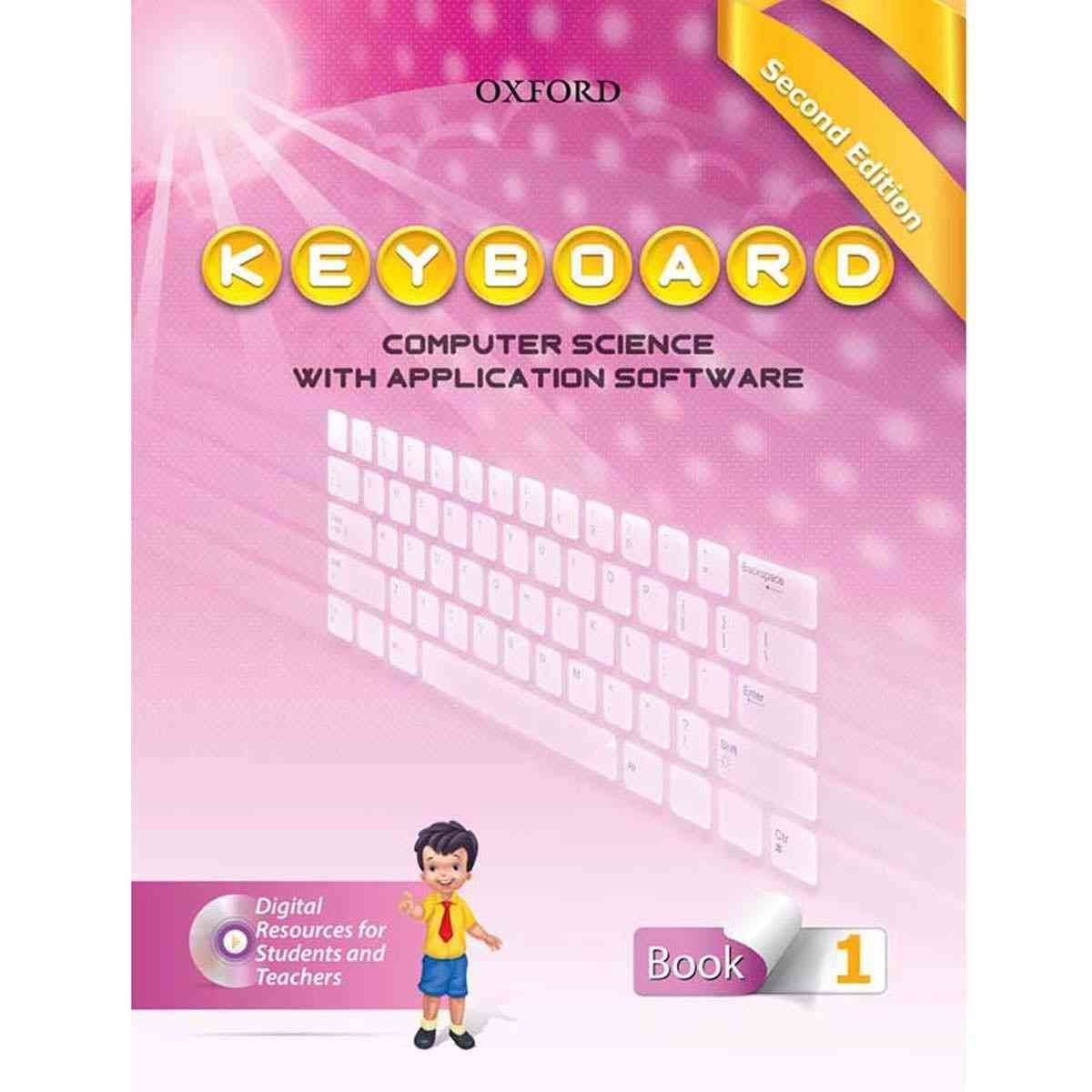 Oxford Books Keyboard Book 1 Second Edition