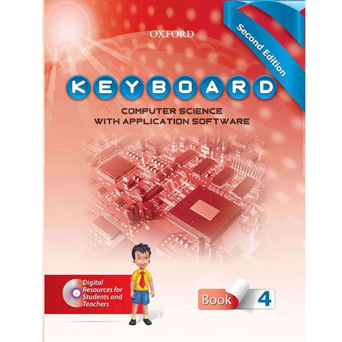 Oxford Books Keyboard Book 4 Second Edition