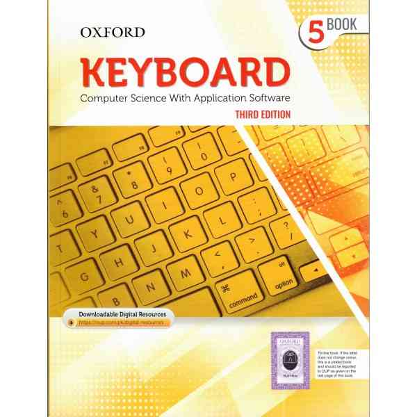 Oxford Books Keyboard Book 5