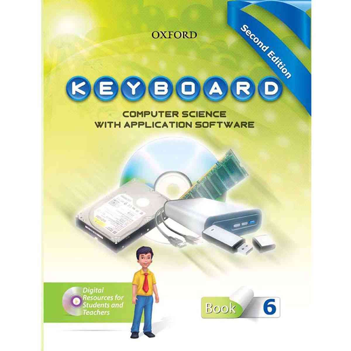 Oxford Books Keyboard Book 6 Second Edition
