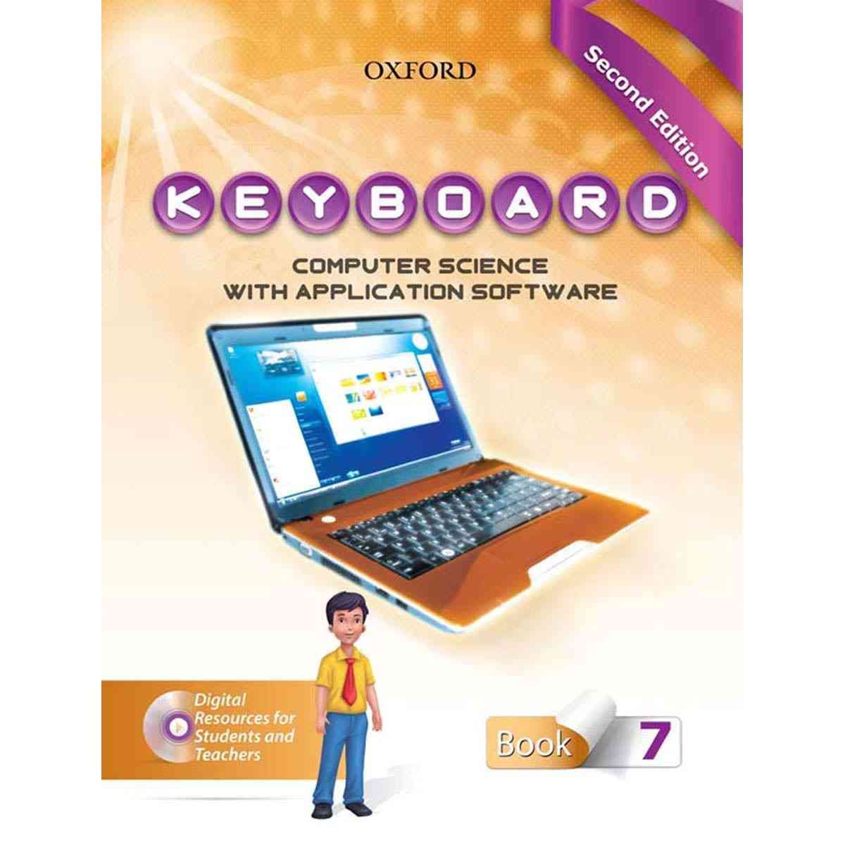 Oxford Books Keyboard Second Edition Book 7
