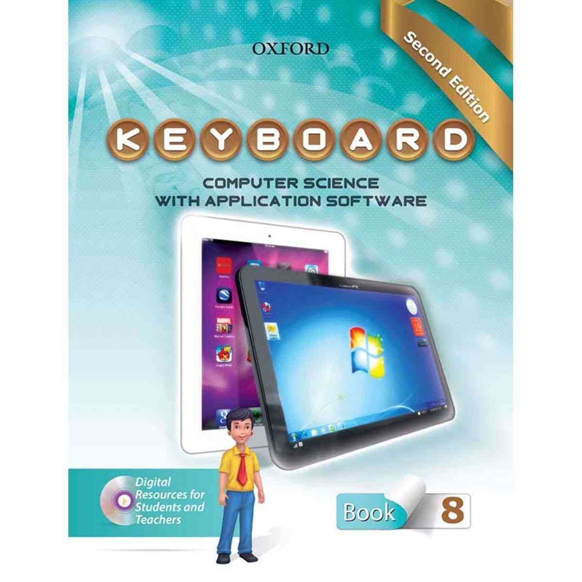 Oxford Books Keyboard Second Edition Book 8