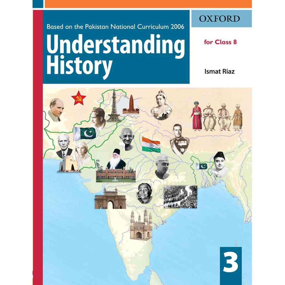 Oxford Books Understanding History Book 3