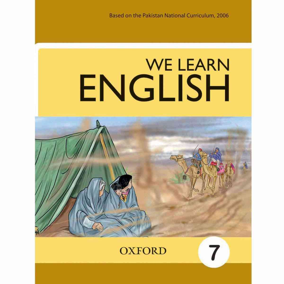 Oxford Books We Learn English Book 7