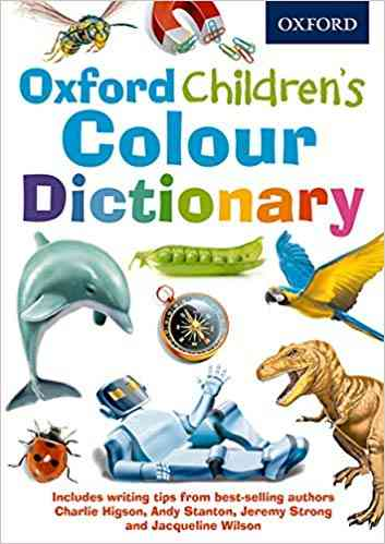 Oxford Children Color Dictionary