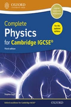 Oxford Complete Physics For Cambridge IGCSE