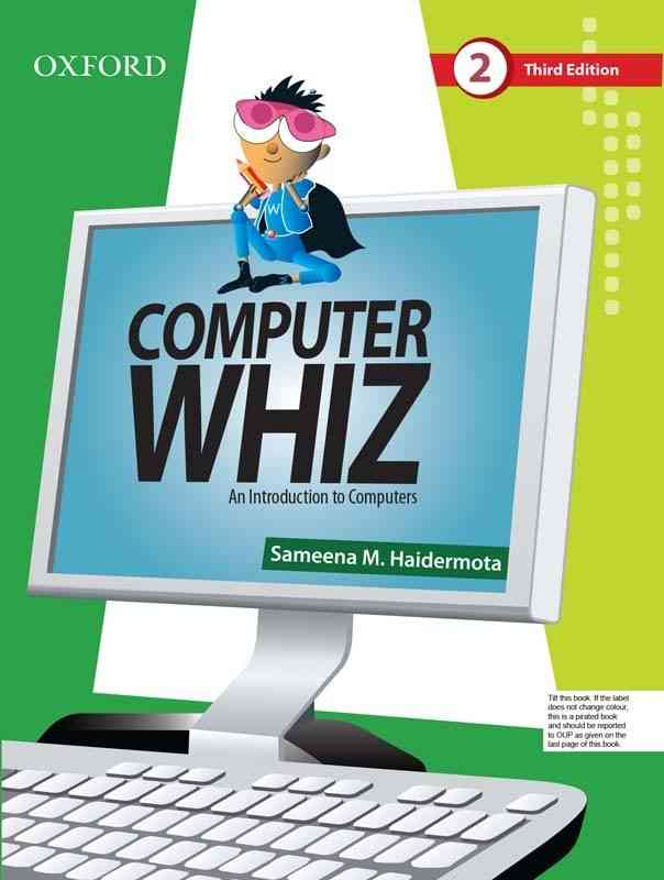 Oxford Computer Whiz Book 2 Third Edition