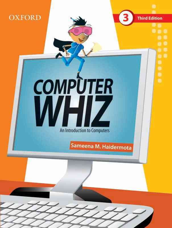 Oxford Computer Whiz Boook 3 Third Edition