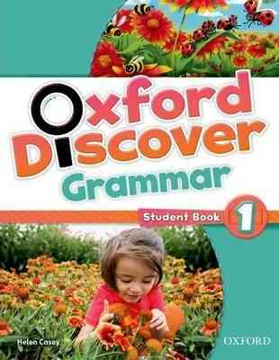 Oxford Discover Grammar Student Book 1